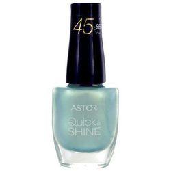 Astor Quick & Shine Nail Polish 8ml W Lakier do paznokci 103 Sweet Home