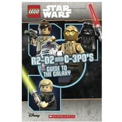 LEGO Star Wars: R2-D2 and C-3P0's Guide to the Galaxy (with Minifigure)