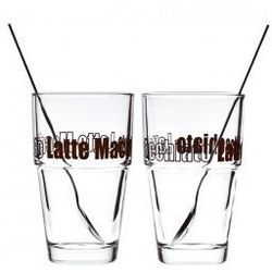 Zestaw szklanek SOLO Latte Macchiato