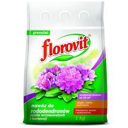 Nawóz do rododendronów 1 kg Florovit