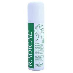 Farmona Radical All Hair Types suchy szampon do wzmocnienia włosów + do każdego zamówienia upominek.