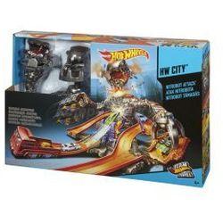 Mattel Hot Wheels Atak Nitrobota CDR06