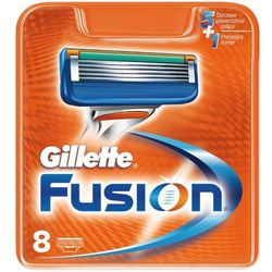 GILLETTE 8szt Fusion Power Wkłady do maszynki do golenia
