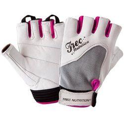 Trec - Rękawice treningowe DAMSKIE (białe)
