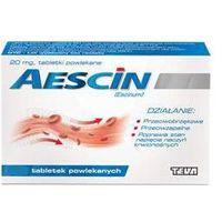 AESCIN 0,2 x 30 tabletek