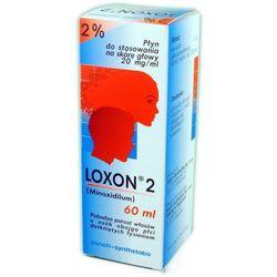 Loxon plyn 2% x 60ml