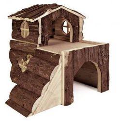 Domek drewniany dla gryzoni Bjork