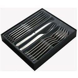 ABERT SZTUĆCE STEAKOWE Komplet sztućców steakowych 12el (nóż+widelec)