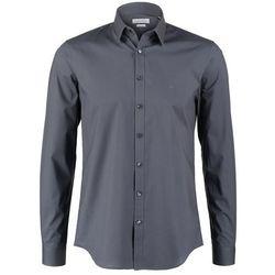 CK Calvin Klein MARSEILLE SLIM FIT Koszula biznesowa charcoal