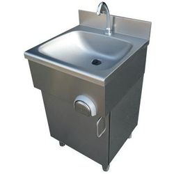 Umywalka z szafką - 500x500x850 mm