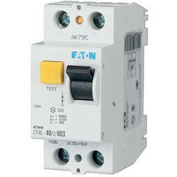 EATON MOELLER Wyłącznik różnicowoprądowy CFI6-25/2/003 30mA 235753