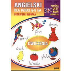Angielski Dla Dzieci 10 Pierwsze Słowka (opr. miękka)