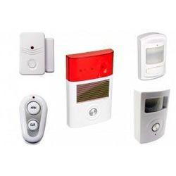 Bezprzewodowy alarm ORNO OR-AB-MH-3005, 4xPIR, 3xPilot, 3xKontaktron, syg. zew.