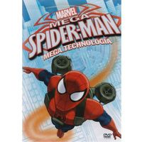 Mega Spider Man: Spider Tech