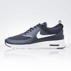 Sneakers buty WMNS Nike Air Max Thea obsidian / white (599409-409)