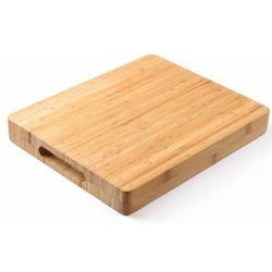 Drewniana deska do krojenia Bamboo | różne wymiary