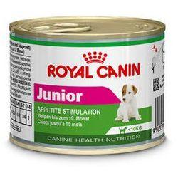 ROYAL CANIN Mini Junior 12 x 195g - puszka