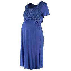 Mama Licious MLLASSY Sukienka z dżerseju deep ultramarine