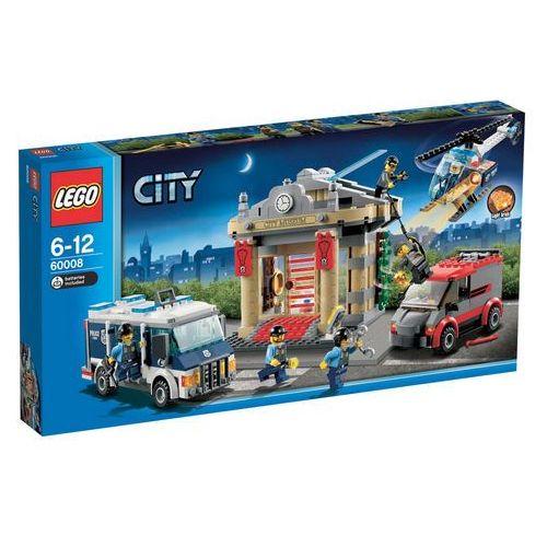 Lego CITY Włamanie do muzeum 60008