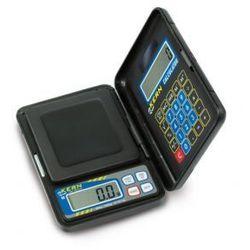 Kieszonkowa waga jubilerska CM z kalkulatorem