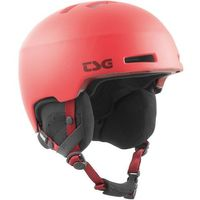 kask TSG - tweak solid color satin sonic red (537) rozmiar: L/XL