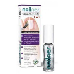 Nailner lakier do leczenia grzybicy paznokci 2w1 5ml