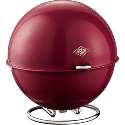 Wesco - Pojemnik na pieczywo SuperBall - rubin - rubin