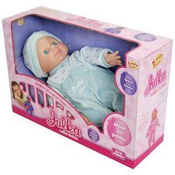 Smily Play, Julka, lalka mówiąca, niebieska Darmowa dostawa do sklepów SMYK