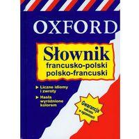 Słownik Francusko-Polski, Polsko-Francuski (opr. twarda)