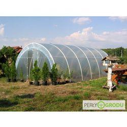 Tunel foliowy (ogrodniczy) PCV 6m x 3m x 1,9m UV-4 - WYSYŁKA GRATIS