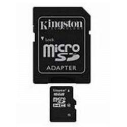 Kingston Micro SDHC-16GB Class 10
