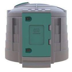 Zbiornik dwupłaszczowy ON 5000l Basic