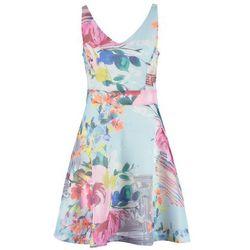 Derhy ECRIVAIN Sukienka letnia bleu
