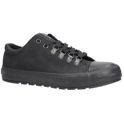 acf656ec9 buty trampki meskie big star v174310 brazowe czarne w kategorii ...