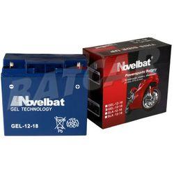 Akumulator Novelbat GEL-12-18 12V 18Ah 190A (EN)