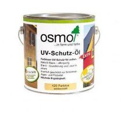 OSMO 429 Olej Ochronny UV Extra na zewnątrz Surowe Drewno 2,5 L