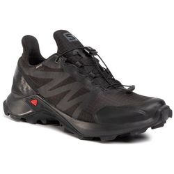 Buty SALOMON - Supercross Gtx GORE-TEX 408088 Black/Black/Black