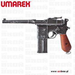 Wiatrówka Pistolet Legends C96 model M712 WWII Special Edition Full Auto Blow Back FULL METAL - ruchomy metalowy zamek, NOWOŚĆ