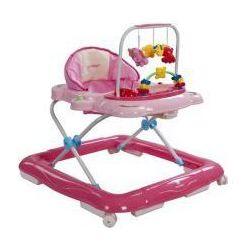 Chodzik kotek różowy Sun Baby SB-830EUK/1/R