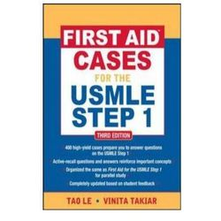 First Aid Cases for the USMLE Step 1 3e