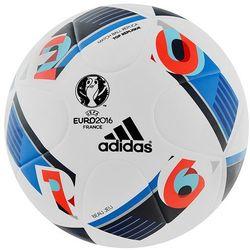 Adidas piłka nożna Beau Jeu Ball EURO16 TOP Replique rozmiar 5 - Gwarancja terminu lub 50 zł! - Bezpłatny odbiór osobisty: Wrocław, Warszawa, Katowice, Kraków