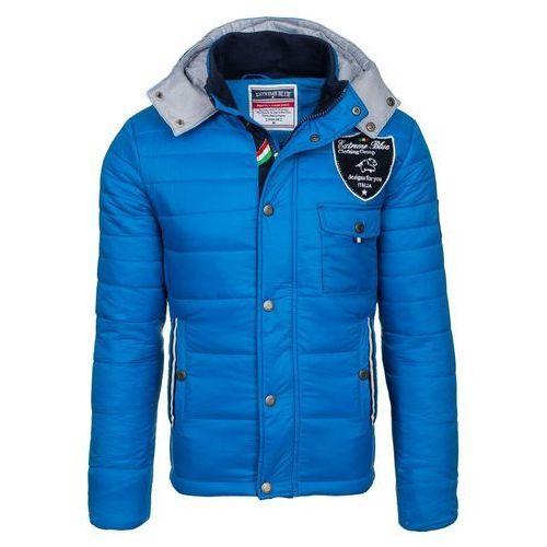 83920a38634d4 Kurtka męska zimowa sportowa niebieska Denley 77 - porównaj zanim kupisz