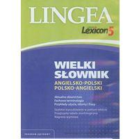 Wielki słownik angielsko-polski polsko-angielski (CD ROM) (opr. miękka)