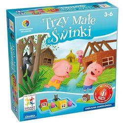 Trzy małe świnki - układanka logiczna Smart Games