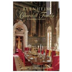 Blenheim and the Churchill Family (opr. twarda)