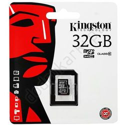 Kingston micro SDHC SDC4/32GBSP 32GB Class 4