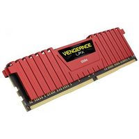 CORSAIR DDR4 Vengeance LPX 8GB/ 2400 RED CL16-16-1