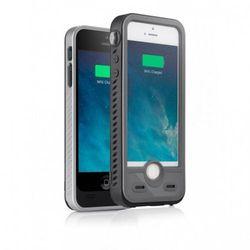 iBattz etui z baterią Refuel Aqua S iPhone 5, 5S (2200mAh, wodoszczelne + bumper) (IB-RQ5-BLK-VS) Darmowy odbiór w 19 miastach!