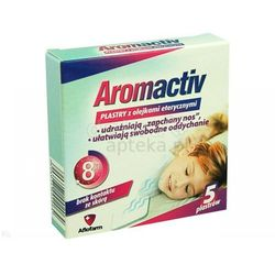 Aromactiv plastry 5 szt.
