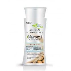 Odżywka z olejkiem arganowym - Nacomi
